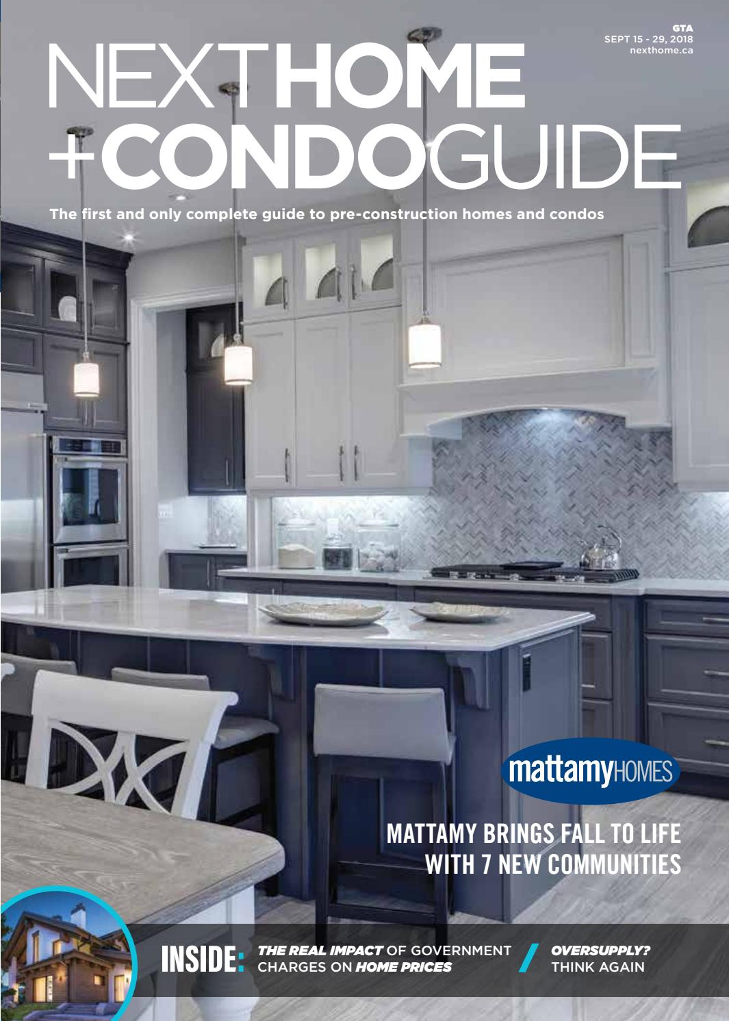 b1e24906e30 Next Home + Condo Guide Sept. 15, 2018 by NextHome - issuu