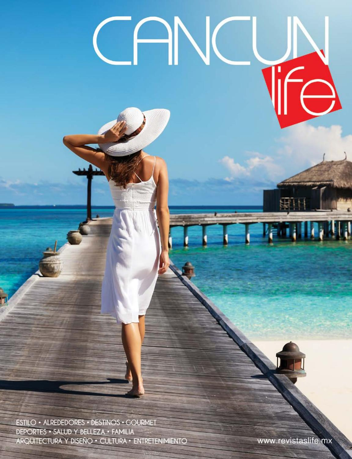 new arrival 20364 d5859 Cancun Life Otoño 2018 by Revistas Life - issuu