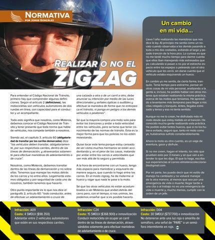 Page 12 of Realizar o no el ZigZag