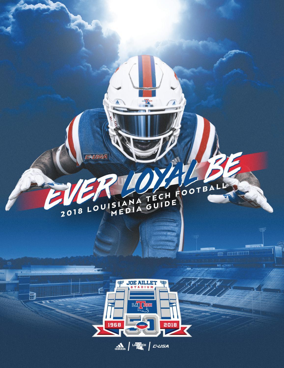 2018 Louisiana Tech Football Media Guide by Louisiana Tech