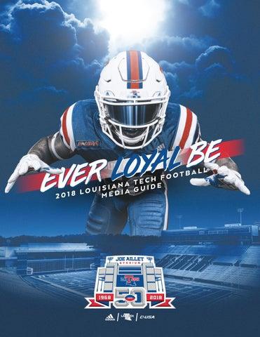 6a1b297c8 2018 Louisiana Tech Football Media Guide by Louisiana Tech Athletics ...