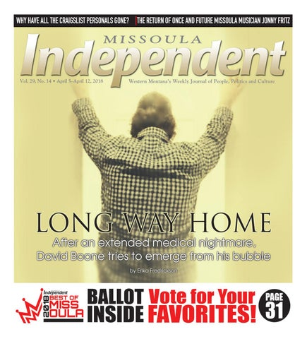 Missoula Independent By Independent Publishing Issuu