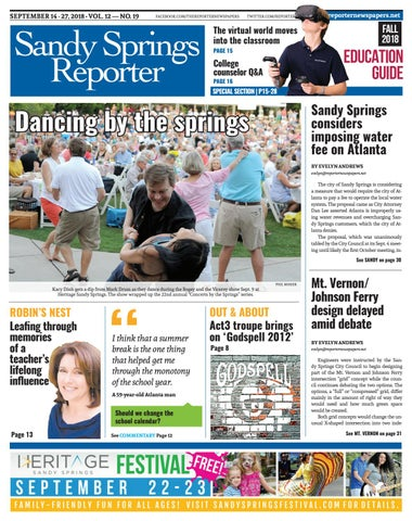 a5fbd238f545c 09-14-18 Sandy Springs Reporter by Reporter Newspapers - issuu