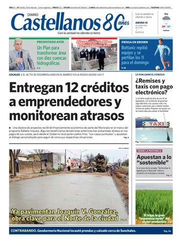 56e86f5018 Diario Castellanos 13 09 18 by Diario Castellanos - issuu