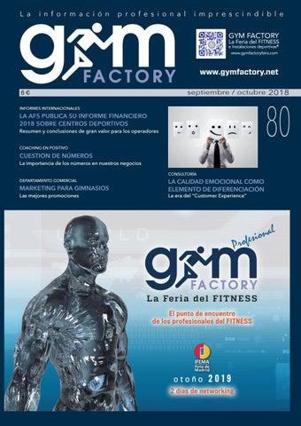 best service ff117 11269 Gym Factory Gestión Nº80