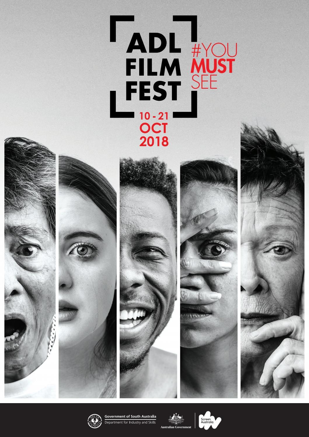 2018 Adelaide Film Festival program by ADL Film Fest - issuu