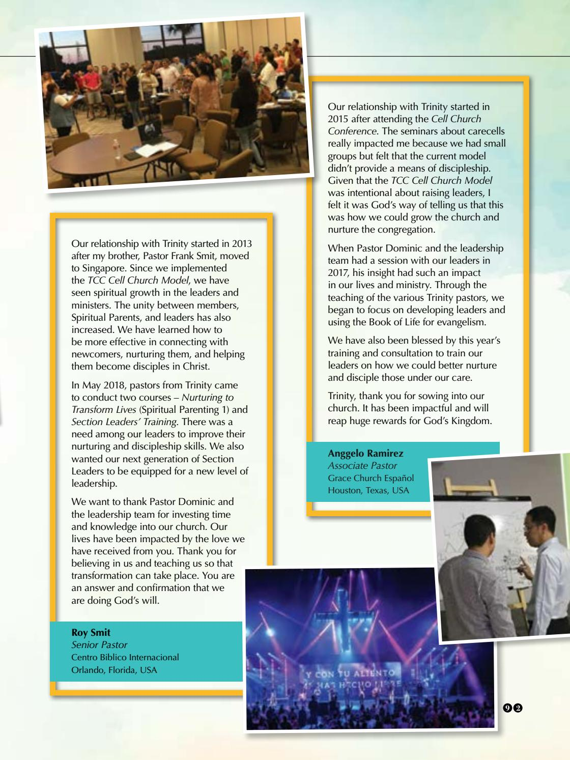 Trinitarian Magazine Issue 3/2018 by Trinity Christian