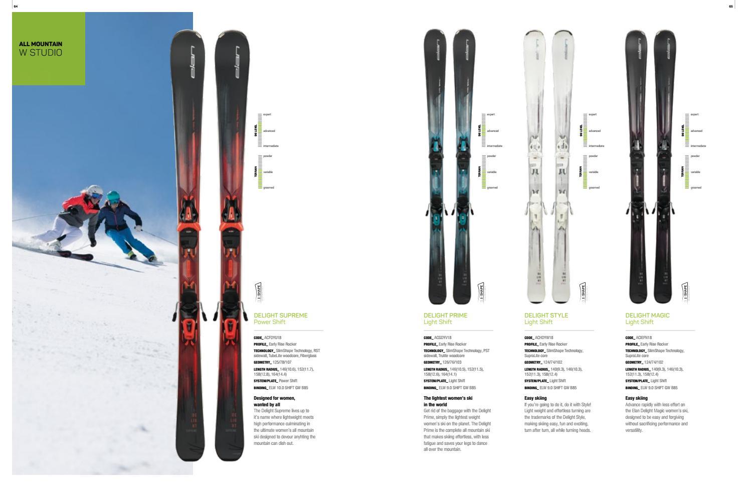 Elan Ski Catalog 2018 19 by CATRADE AG - issuu 712823e37