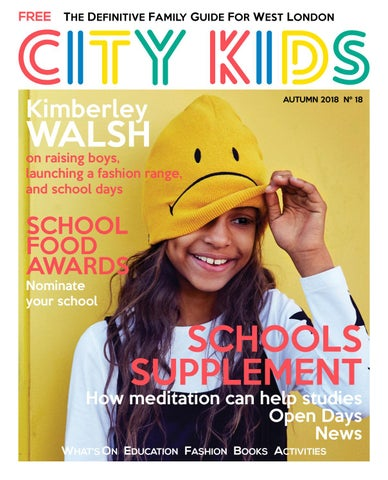 bdc864bd3c CITY KIDS MAGAZINE WINTER 2014 by CITYKIDS - issuu