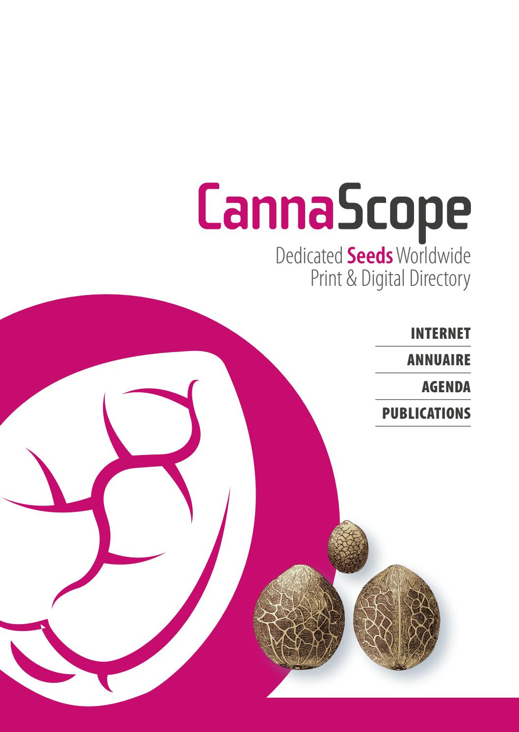 CannaScope® 2018 – French Edition by Mama Editions - issuu