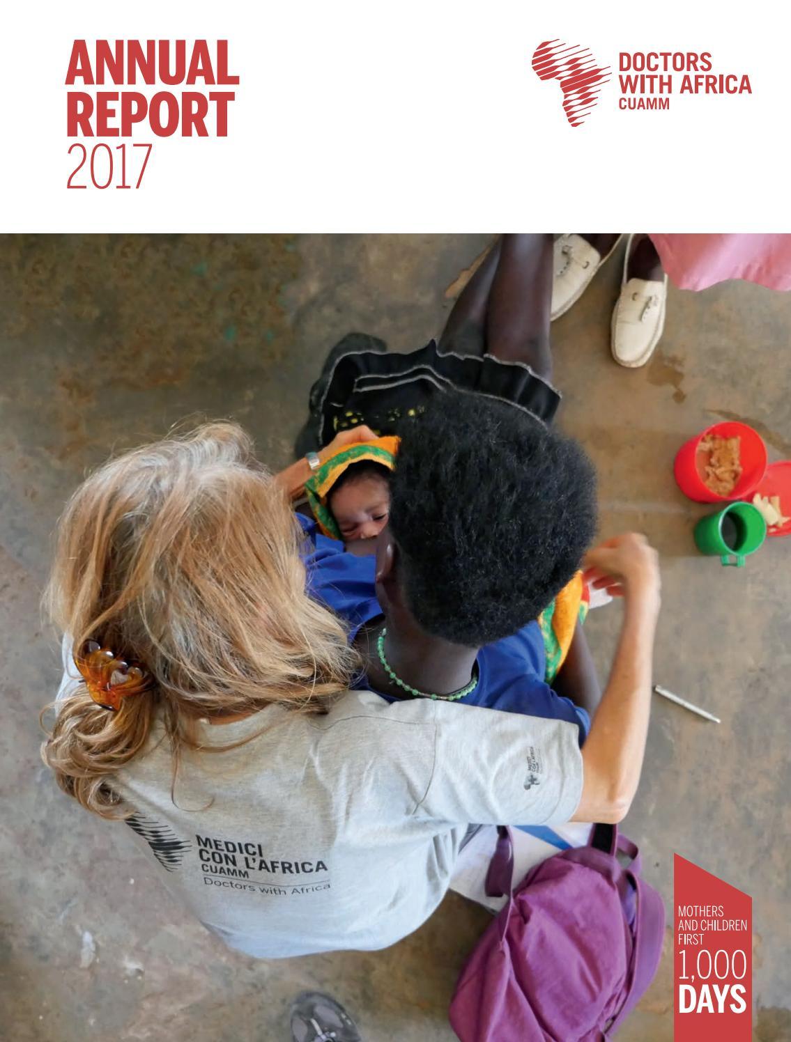 Alessio Virgili Architetto annual report 2017 (en) by medici con l'africa cuamm - issuu