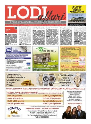 Lodi Affari 13 Settembre by Lodi Affari issuu
