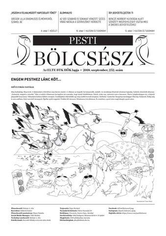 Pesti Bölcsész Újság • 252. szám by Pesti Bölcsész Újság - issuu 8a6d93e600