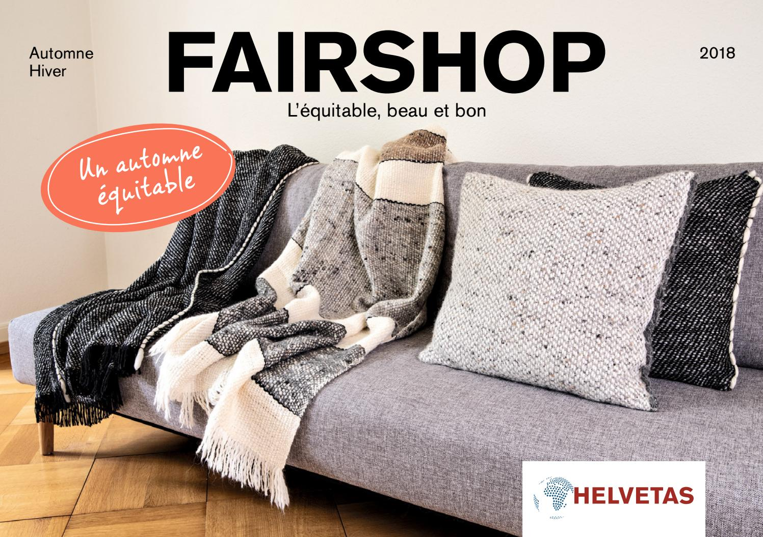 HELVETAS FAIRSHOP Prospectus «Un automne équitable» 2018 by Helvetas - issuu e732db08bd8