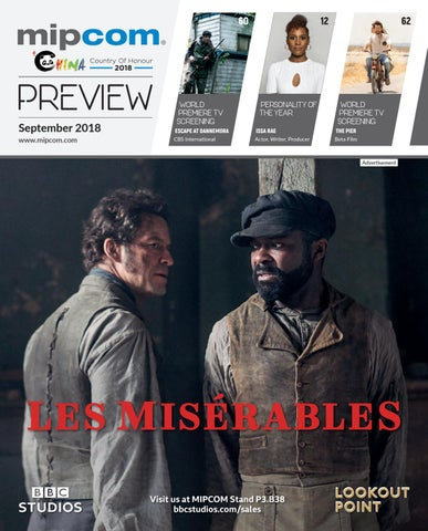 Mipcom 2018 preview magazine by MIPMarkets - issuu