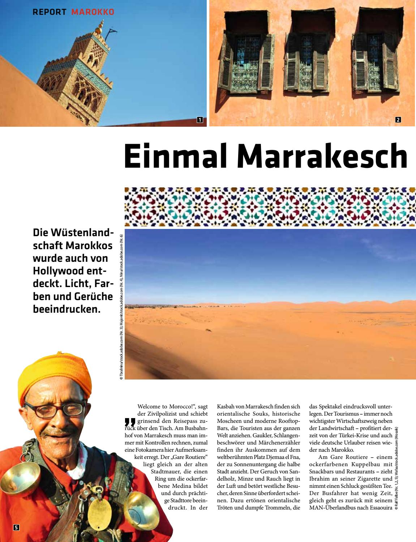 marrakesch zeit