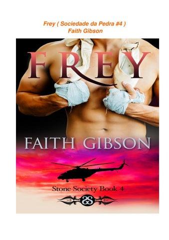 29f0d18aa Faith Gibson - Frey ( Stone Society  4 ) Sociedade de Pedra by ...