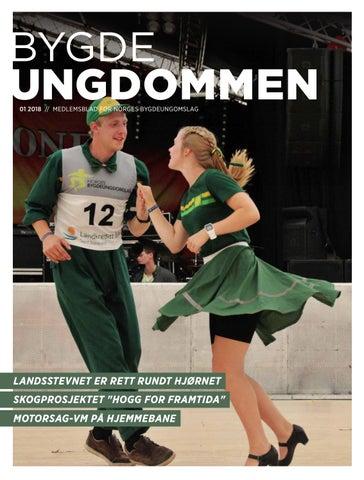 175f338a9 Bygdeungdommen 01 2018 by Bygdeungdommen - issuu