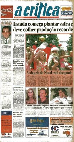 77c9d02e84 Jornal A Critica - Edição 1154- 09 11 2003 by JORNAL A CRITICA - issuu