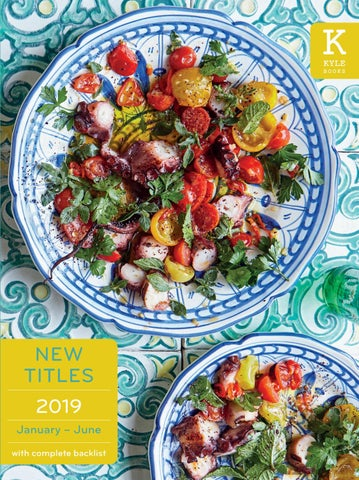 Kyle Books Spring 2019 Catalogue with complete backlist by Octopus