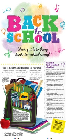 3555199b73b4 Back to School 2018 by The Daily Star - issuu