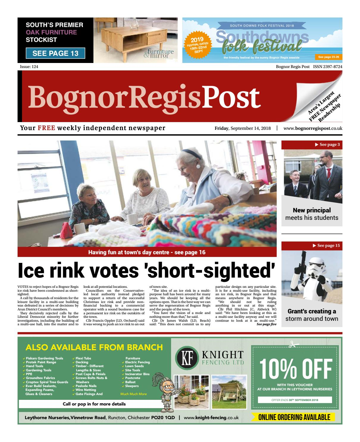 5e09d8922dc Bognor Regis Post Issue 124 by Post Newspapers - issuu