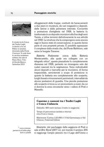 Page 5 of Lungo il Vallo Alpino in Val Germanasca