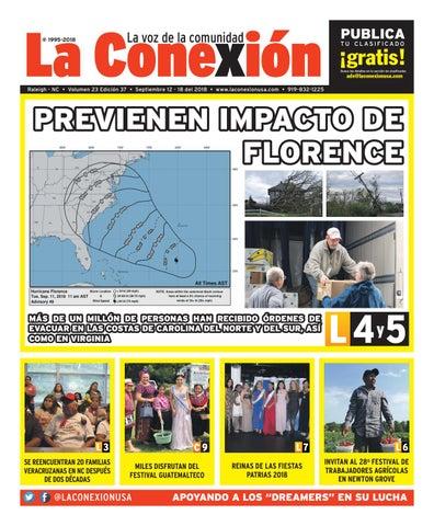 La Conexión 2018 09 12 By La Conexion Usa Issuu