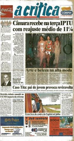 8eb18b83b Jornal A Critica - Edição 1156- 23 11 2003 by JORNAL A CRITICA - issuu