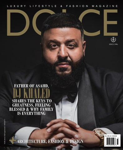 9160c41575a Dolce Magazine — Fall 2018 by Dolce Media Group - issuu