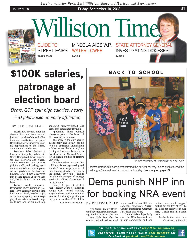 cf914efb9c WIlliston Times 2018 09 14 by The Island Now - issuu
