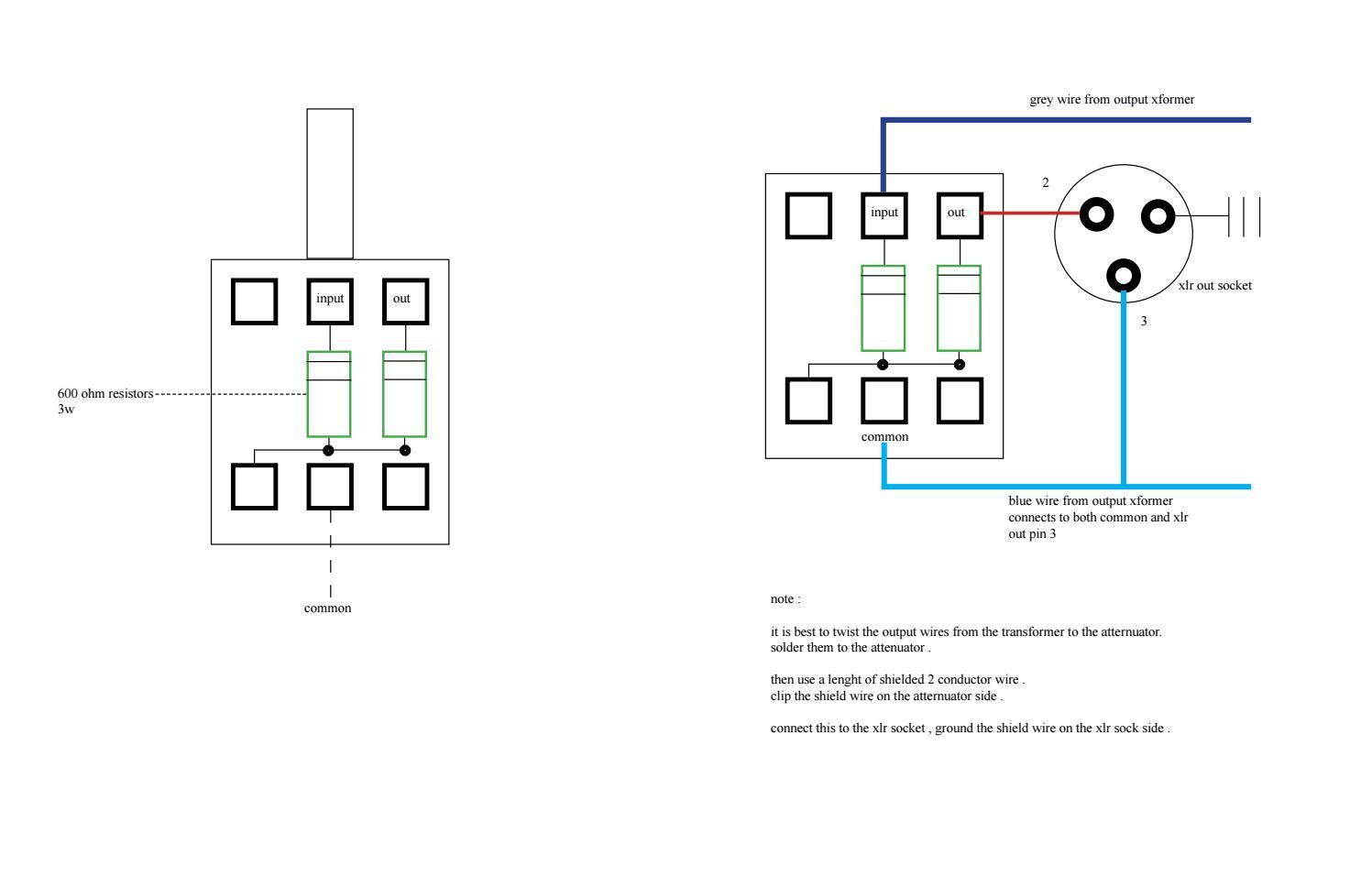 Sta Level By Dripelectronics Issuu Xlr Transformer Wiring Diagram