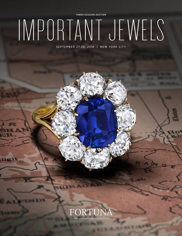 1e9de4b725cad September 2018 Important Jewels by Fortuna Auction - issuu