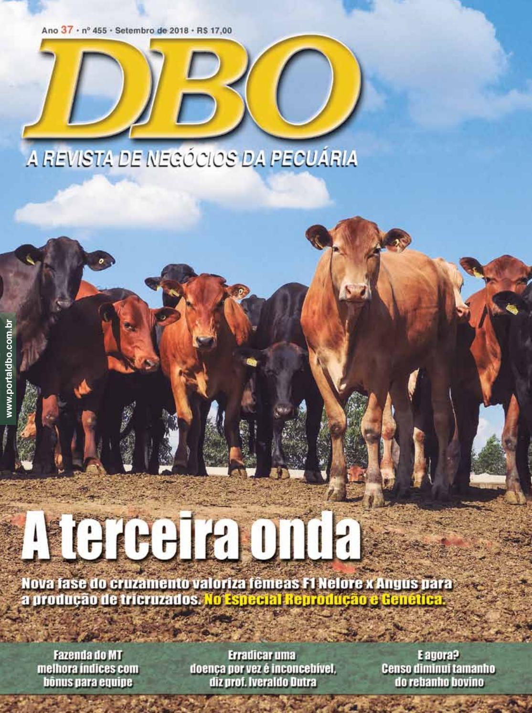 cd51cb9f71 Revista DBO 455 - setembro de 2018 by portaldbo - issuu