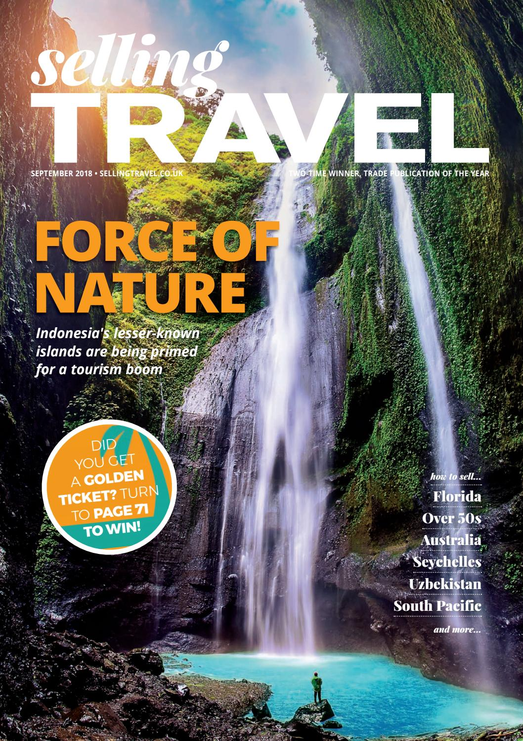 c43884cb1f77e8 Selling Travel September 2018 by BMI Publishing Ltd - issuu