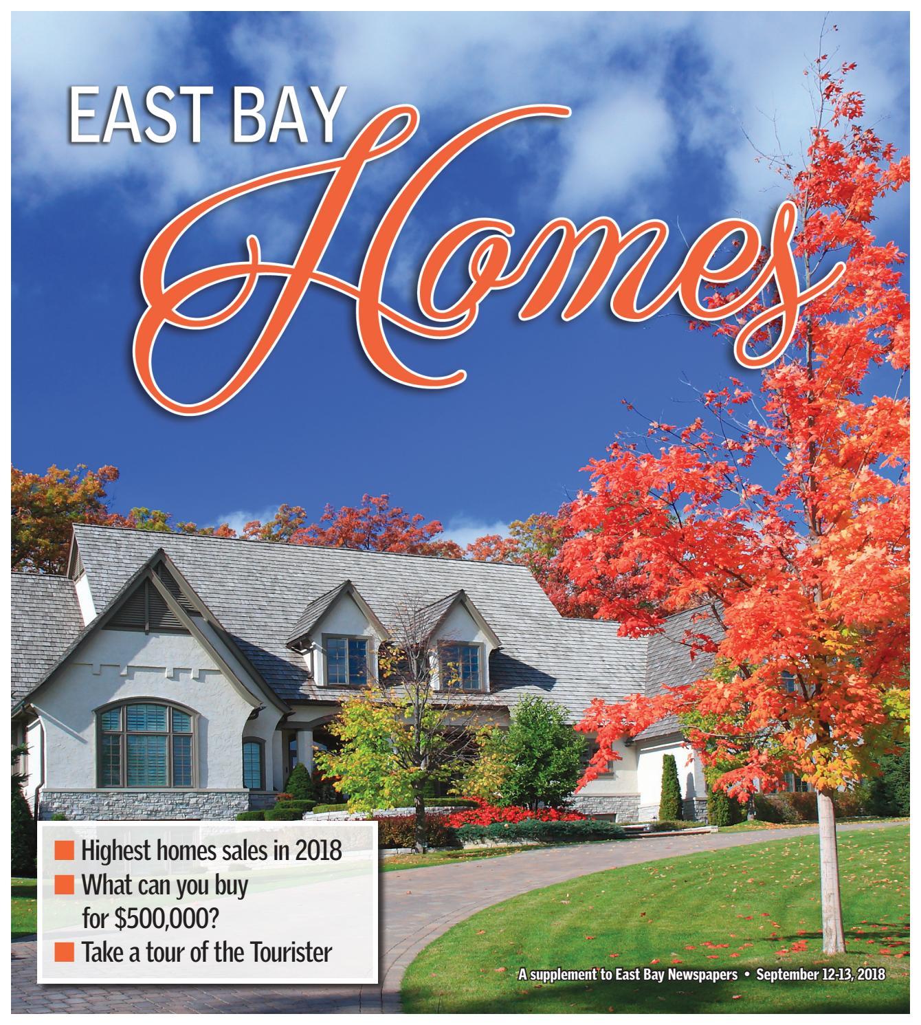 East Bay Homes - Fall 2018 by East Bay Newspapers - issuu