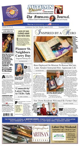 ddd1bb880 The Freeman's Journal 08-30-18 by All Otsego - News of Oneonta ...
