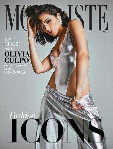 c355ca831f OLIVIA CULPO Photographed by MIKE ROSENTHAL Styled by MARNI SENOFONTE Hair  by RANDI PETERSEN Makeup by LIZ CASTELLANO Bodysuit and Pants by TLZ  L FEMME ...