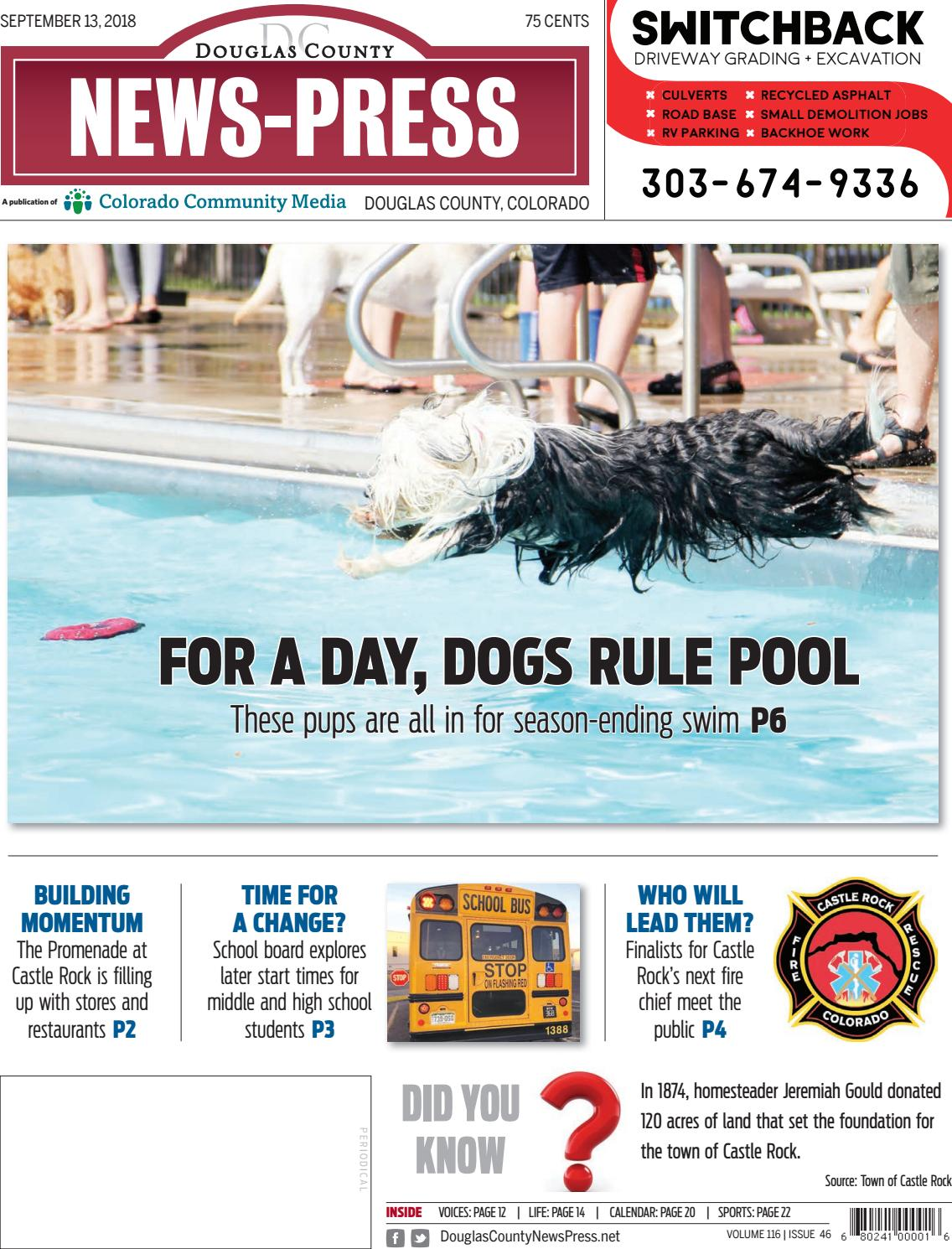 Douglas County News Press 0913