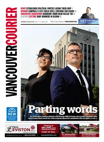 Vancouver Courier September 13 2018 By Vancouver Courier Issuu