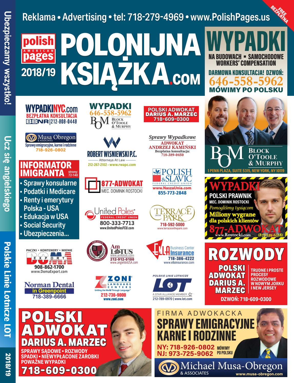 Polonijna Ksiazka  Polish Pages  issuucom