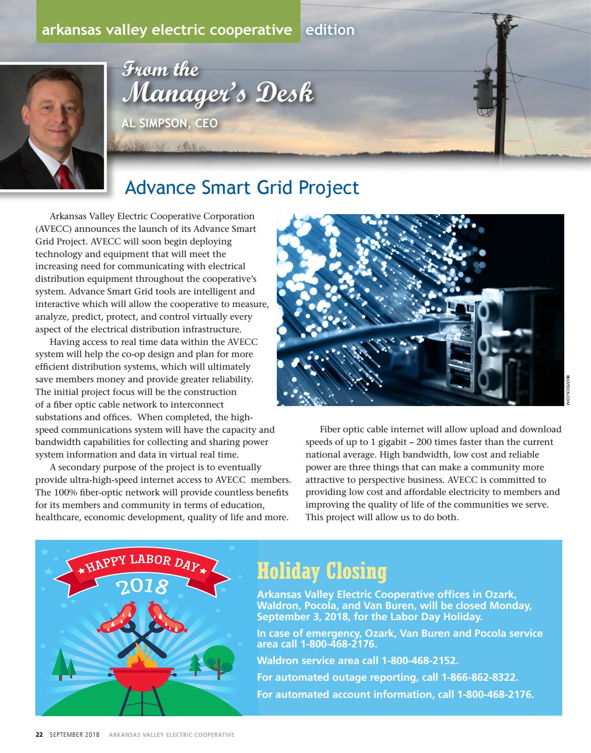 Arkansas Valley Electric Cooperative by Tony Wilson - issuu