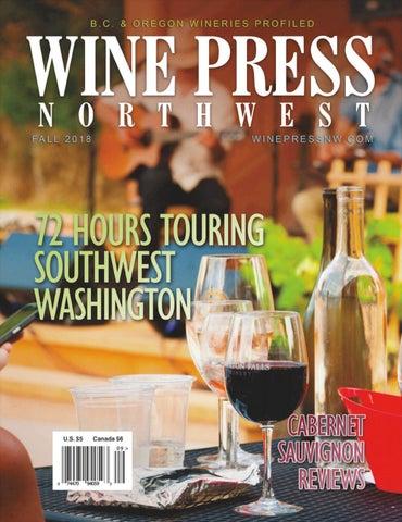 Wine Press Northwest - Fall 2018