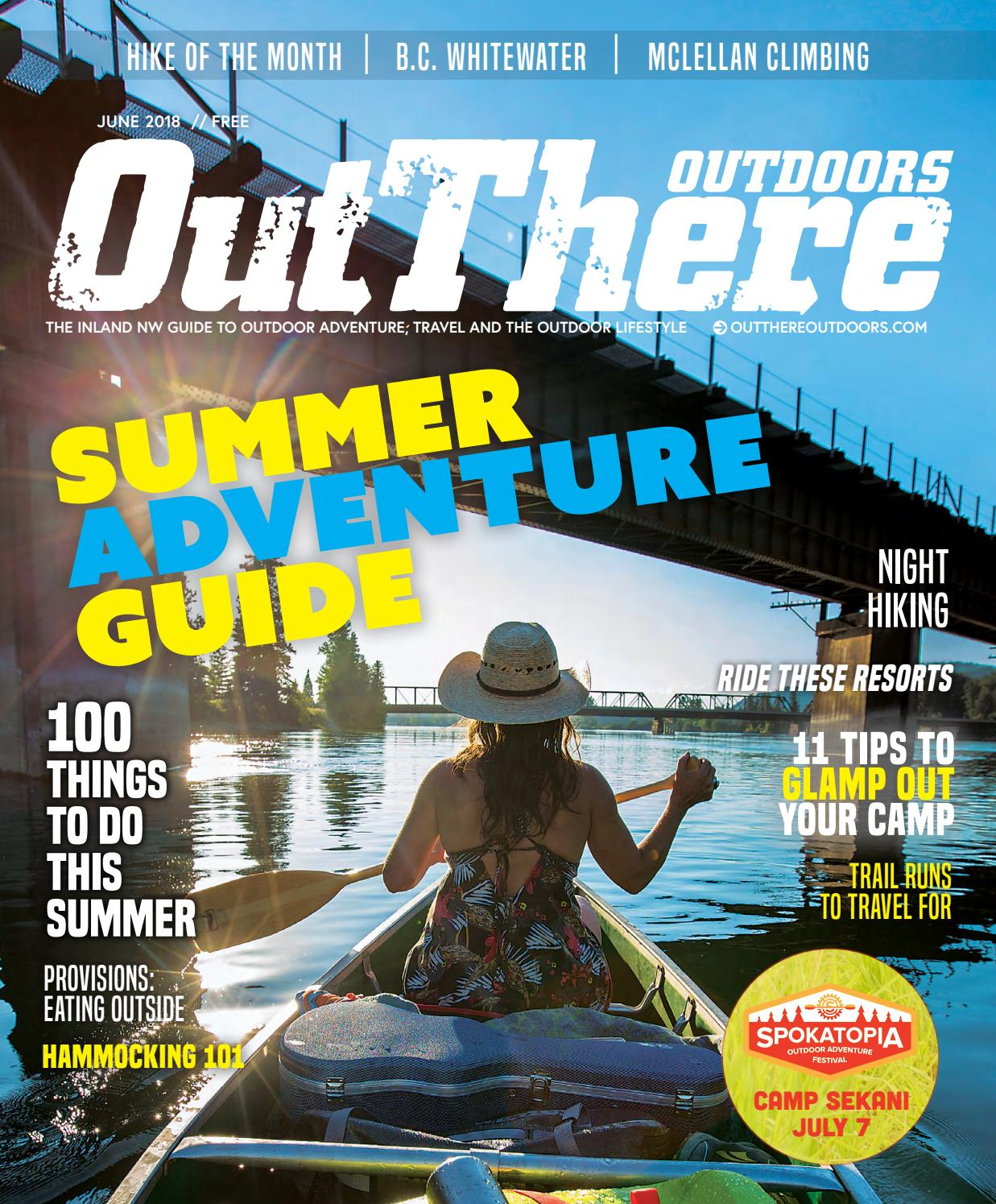 June 2018    Out There Outdoors by Out There Outdoors - issuu 64083f76c74