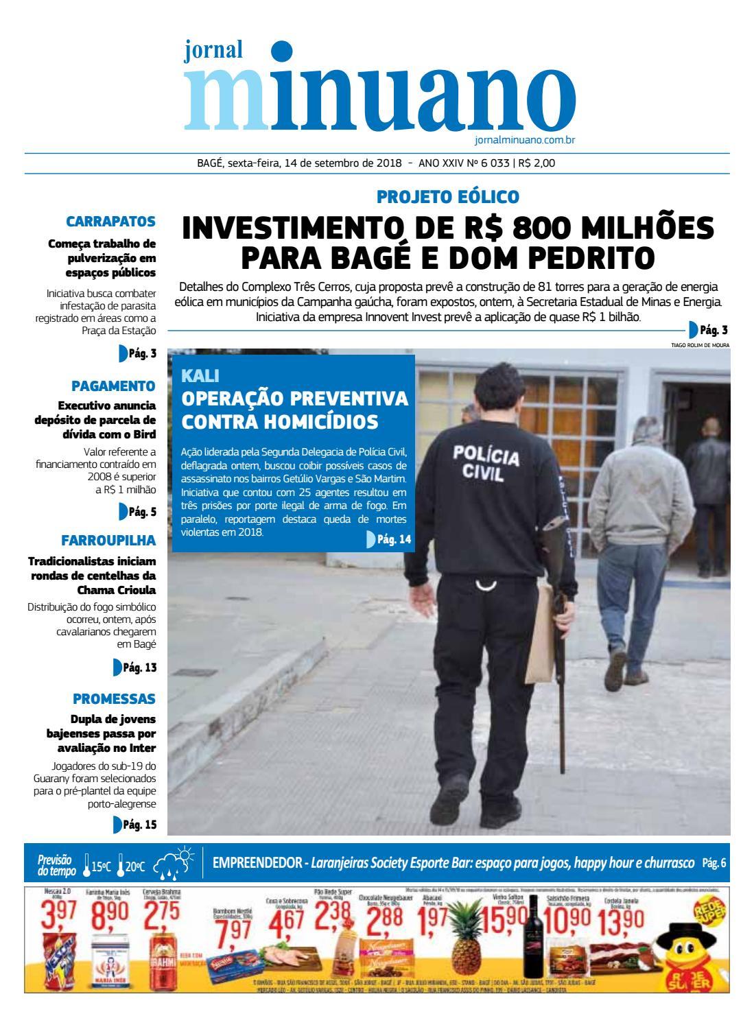 2c2d6e9a23784 20180914 by Jornal Minuano - issuu