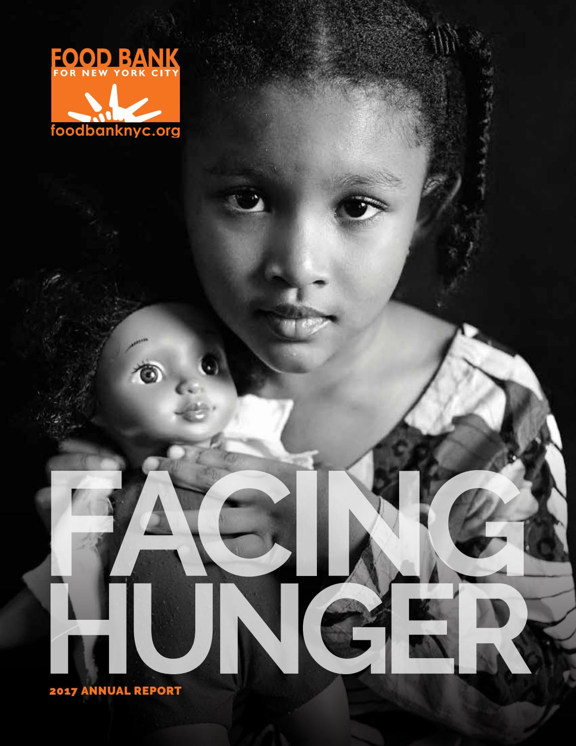Food Bank For New York City Fiscal Year 2017 Annual Report