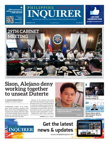 Philippine Canadian Inquirer #337 by Philippine Canadian