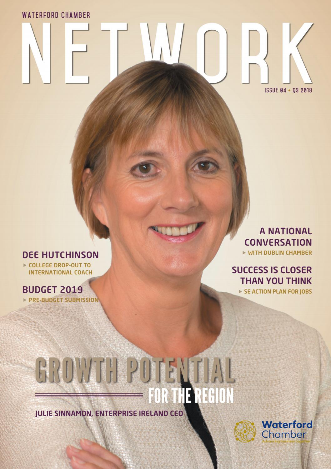 Network - Issue 04 - Q3 2018 by Waterford Chamber - issuu
