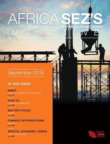 Africa SEZ Magazine by 44ten Media - issuu