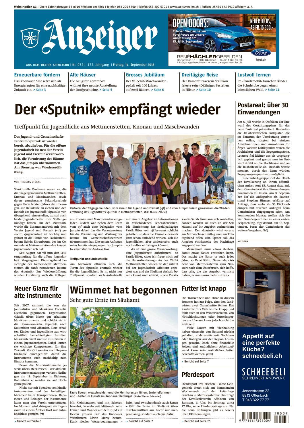 072_2018 by AZ-Anzeiger - issuu